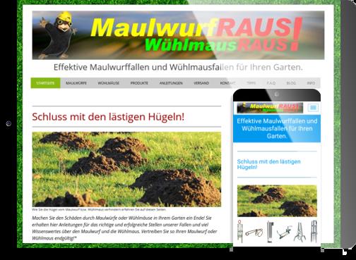 Webseite Maulwurfraus3