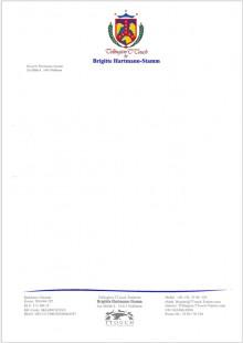 Briefpapier TTT1