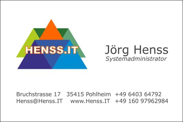 HENSS-IT