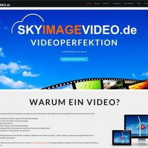 Webseite SkyImageVideo