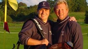 Golf-Caddy-mit-seinem-Top-Golfer-Mike-2002